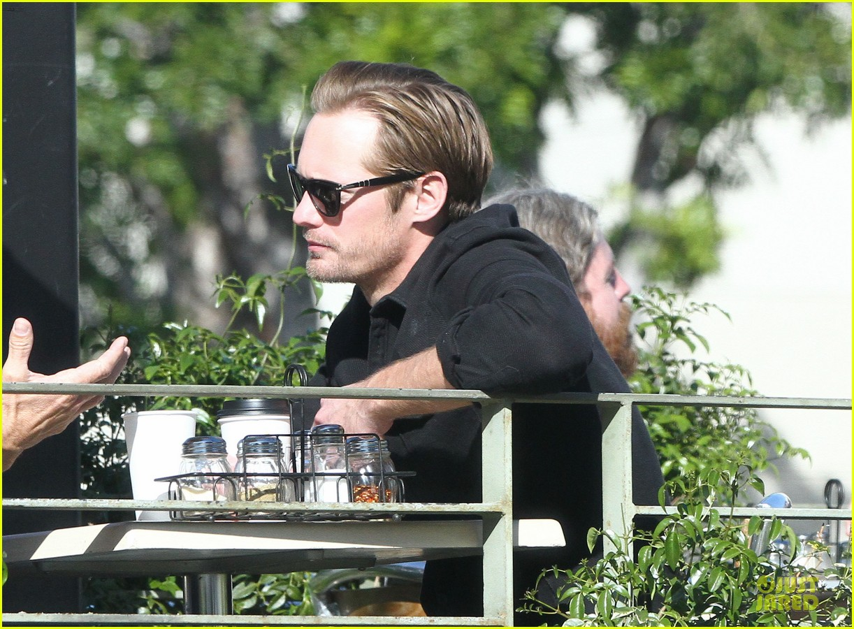 alexander skarsgard post super bowl lunch in los feliz 142804864