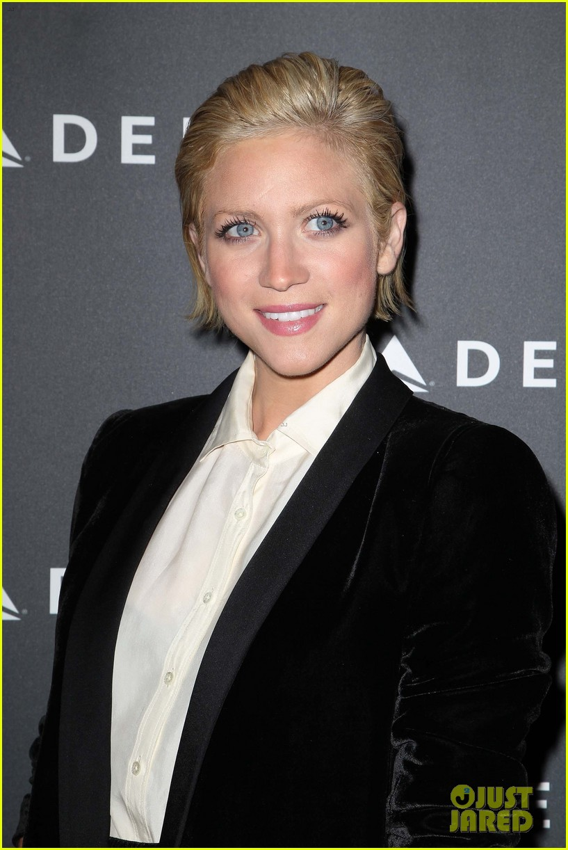 brittany snow solange knowles l as music industry event 01