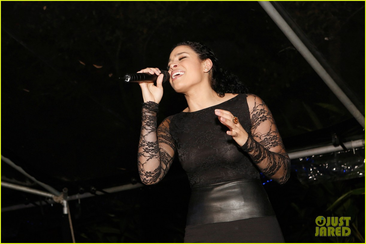 jordin sparks giving back fund super bowl party 16