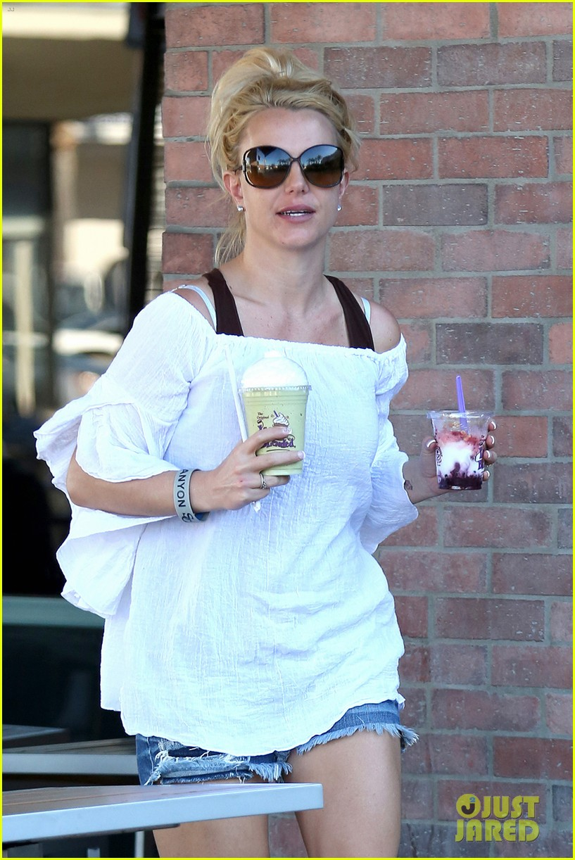britney spears coffee bean cutie 02