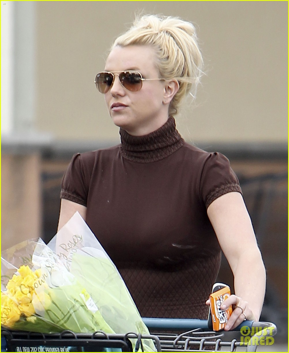 britney spears grocery shopping gal 022803871