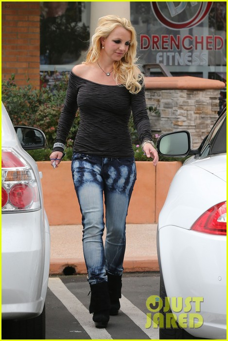 britney spears solo spa day 222809141