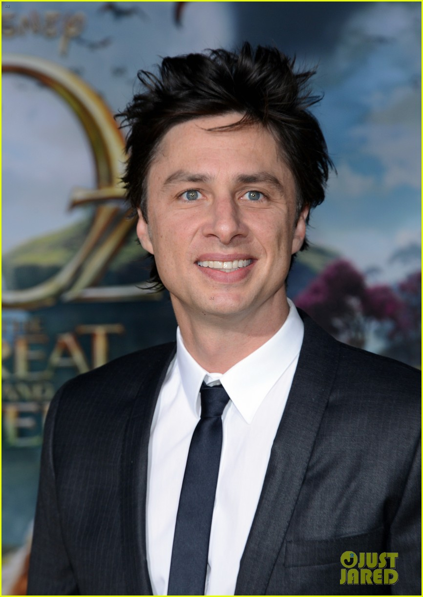 abigail spencer zach braff oz premiere 082811849