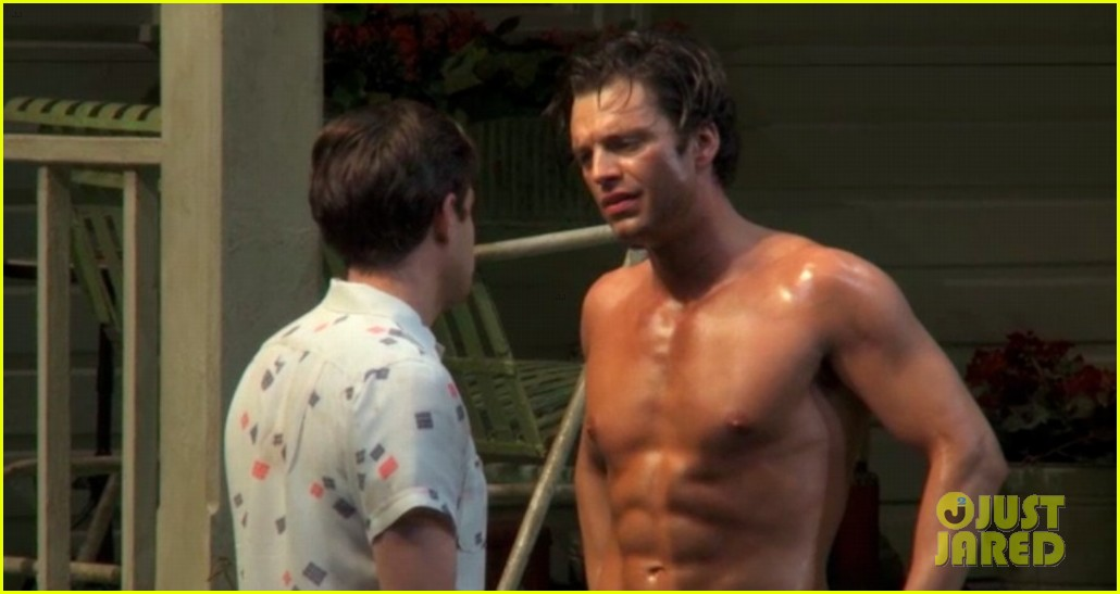 Shirtless Sebastian Stan Picnic On Broadway Ends Today