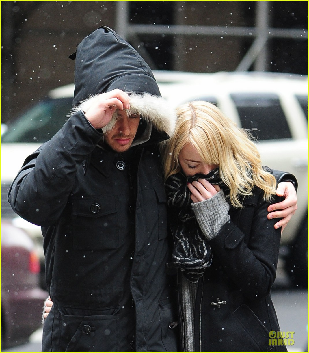 emma stone andrew garfield amazing spider man 2 begins production 022805393