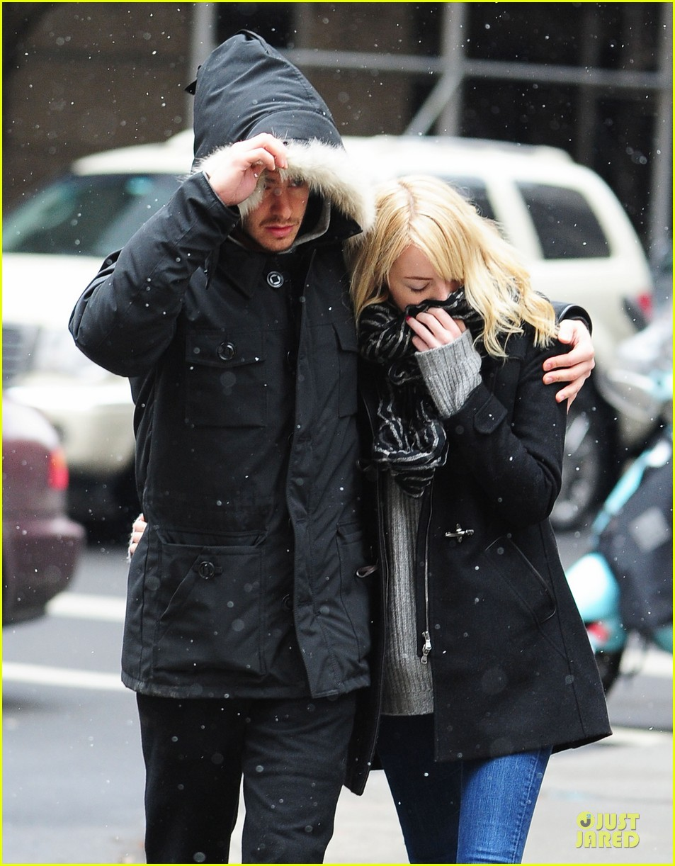 emma stone andrew garfield amazing spider man 2 begins production 062805397