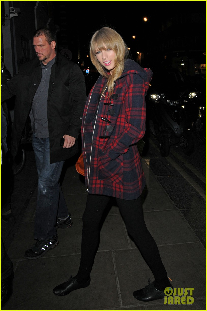 taylor swift london night out with tom odell 04