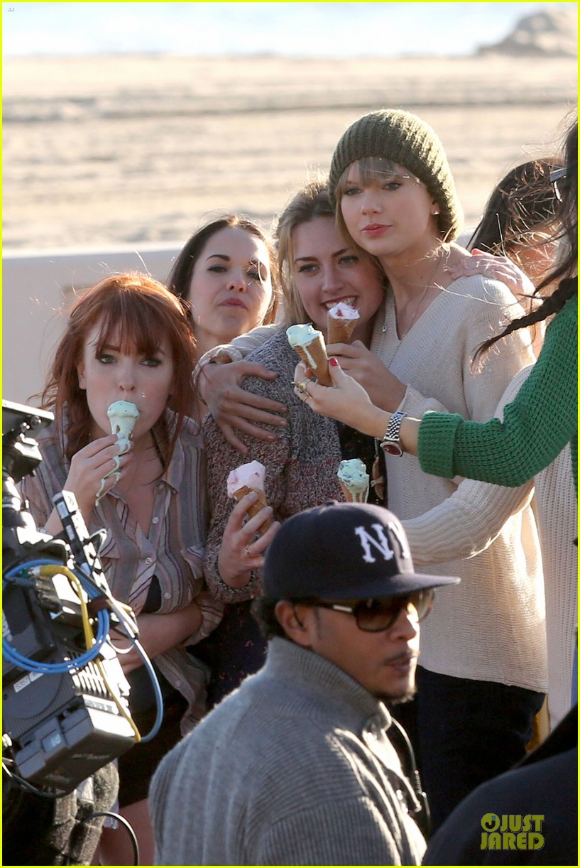 taylor swift post grammy music video shoot 282810304