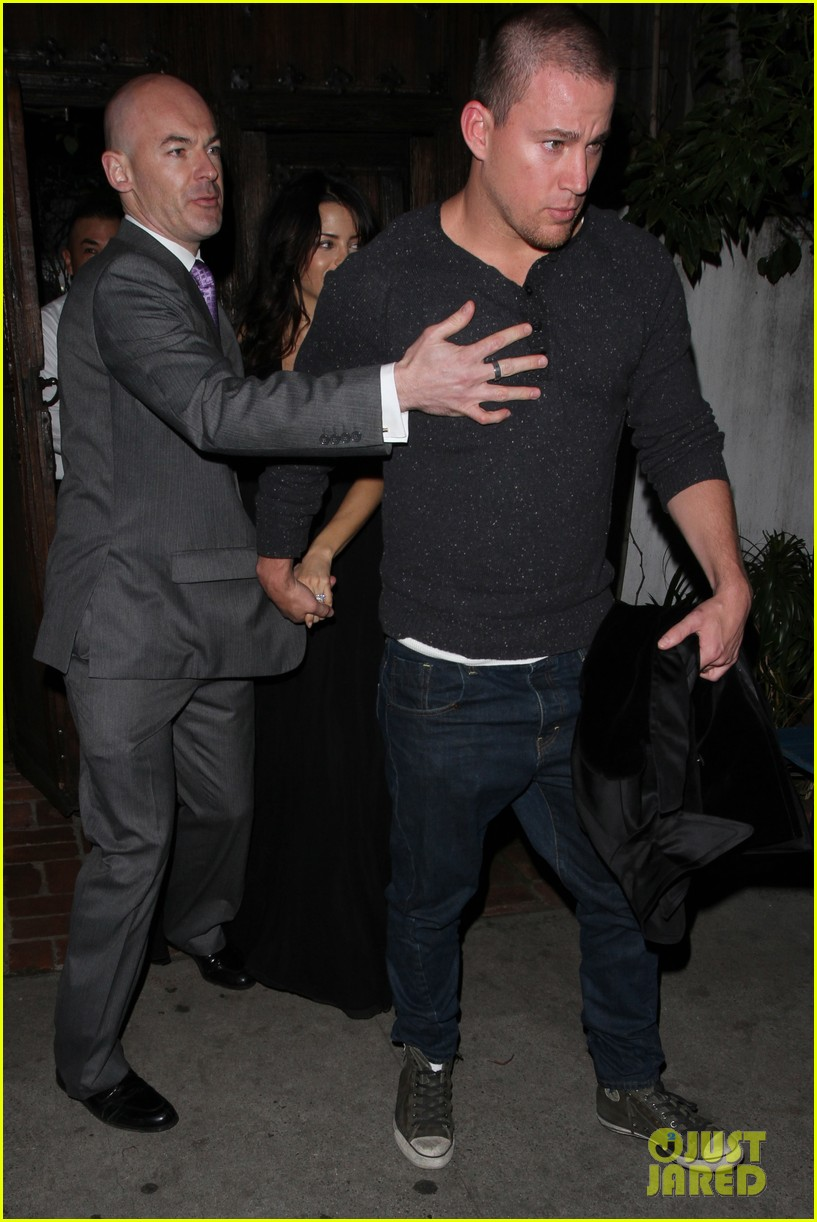 channing tatum oscars 2013 special guest 152806494