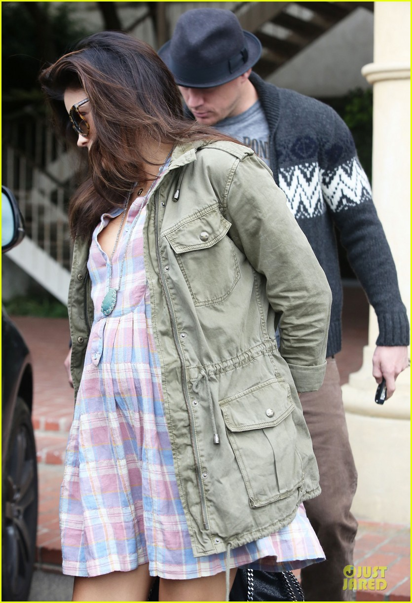 channing tatum jenna dewan pregnancy is sexy 042805485