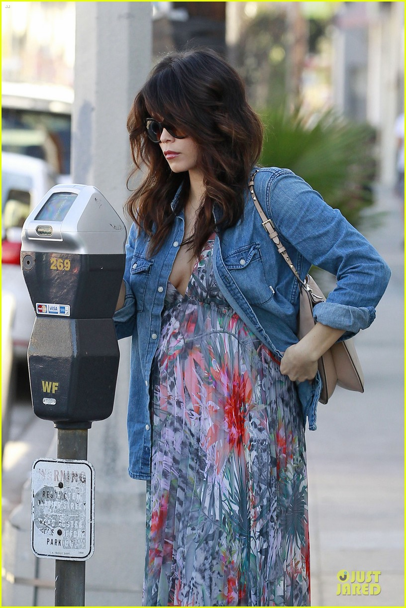 pregnant jenna dewan channing tatum separate state outings 022803330