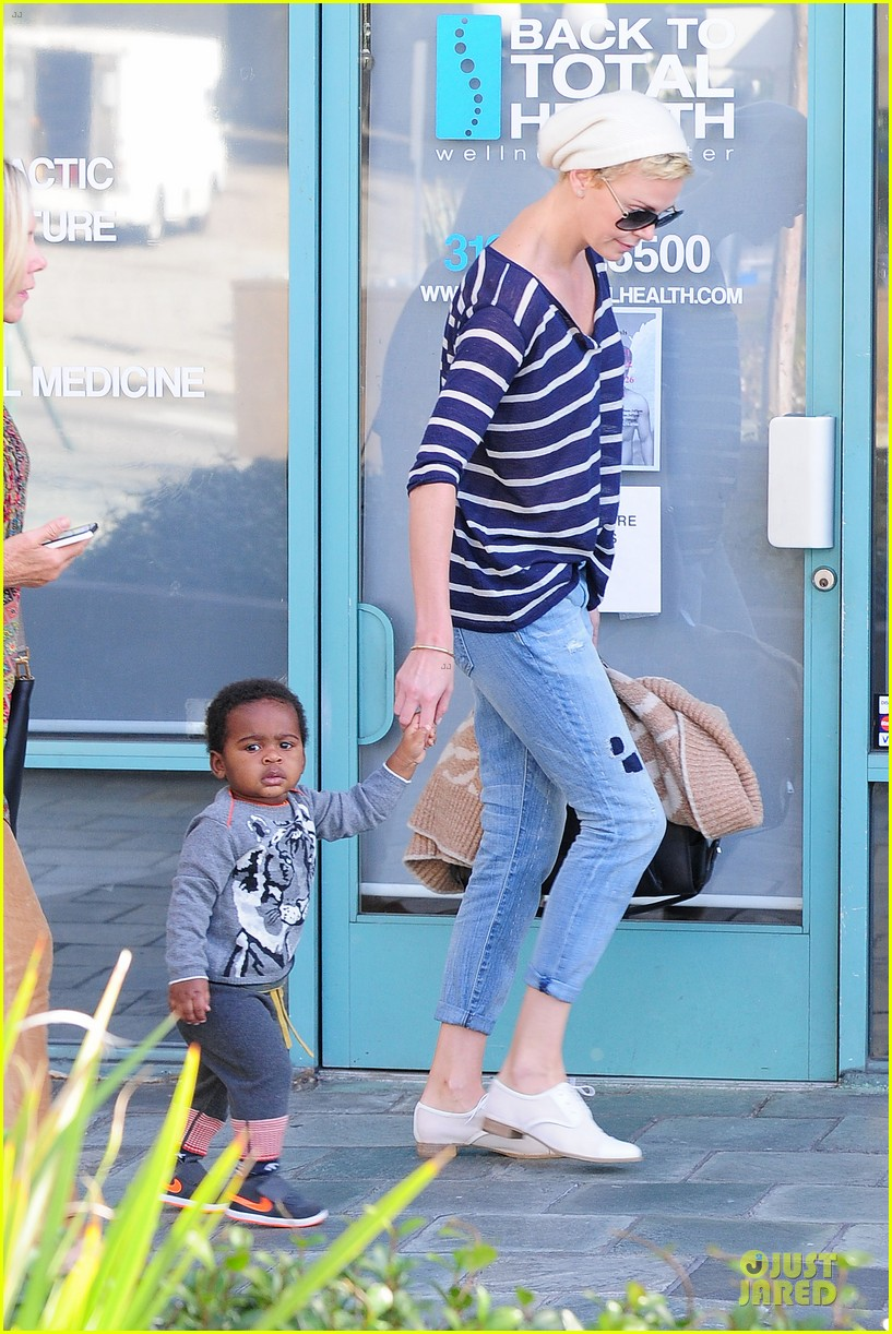 charlize theron glam squad development with style 022813516