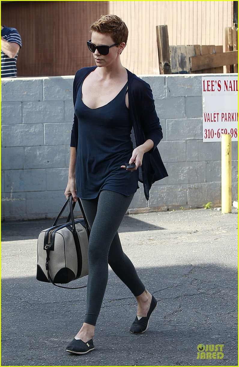charlize theron hatfields & mccoys gets pilot director 242802679
