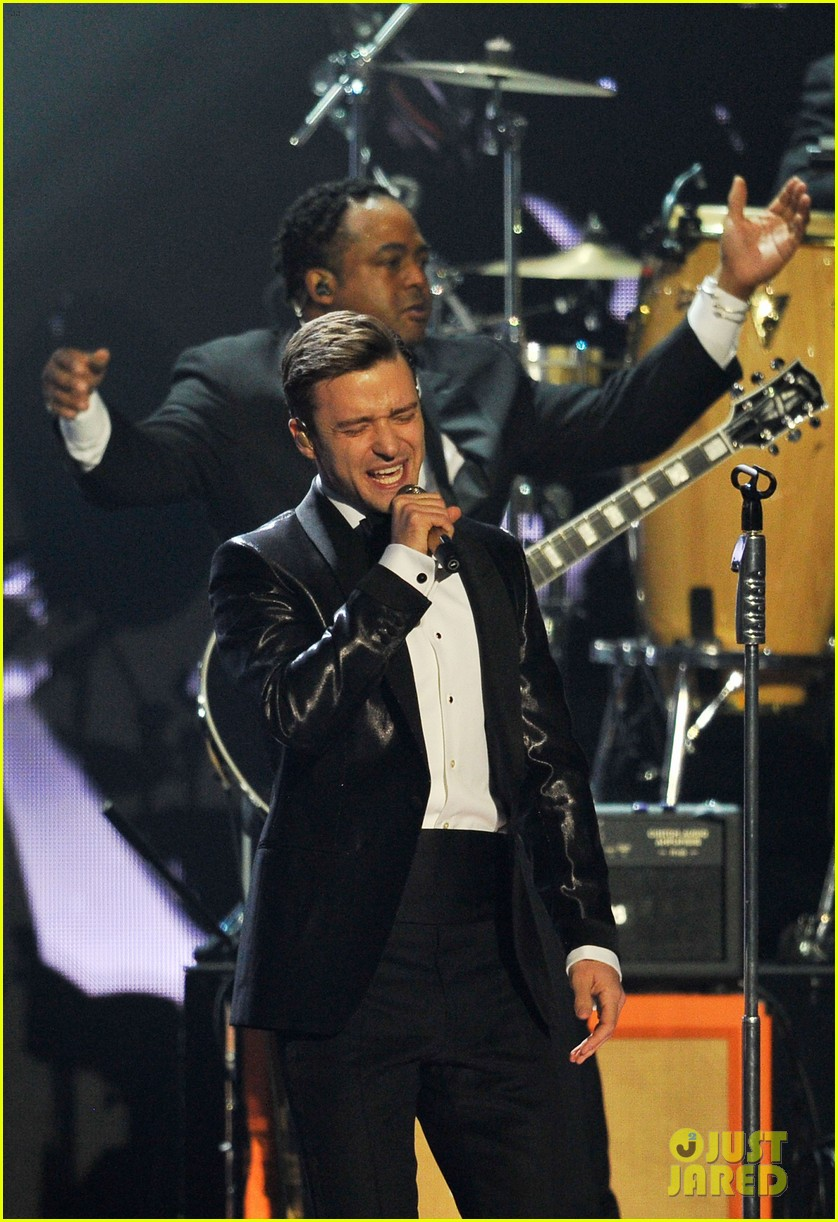 justin timberlake brit awards mirrors performance video 152815904