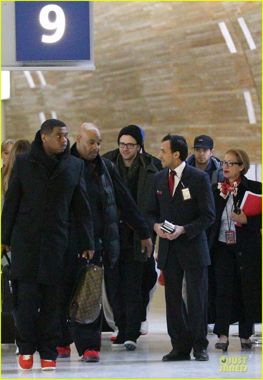 justin timberlake jessica biel paris departing couple 03