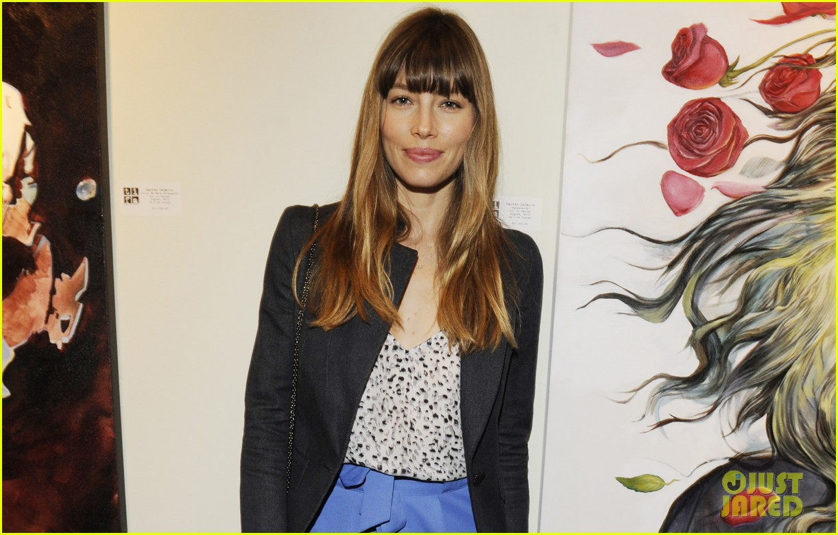 justin timberlake jessica biel nothing you dont know exhibition 052807202