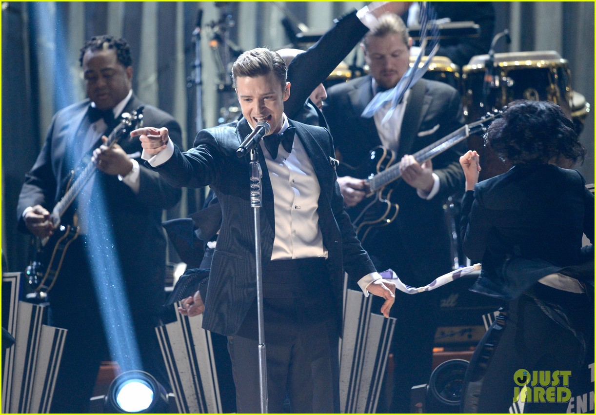 justin timberlake grammys 2013 performance watch now 07