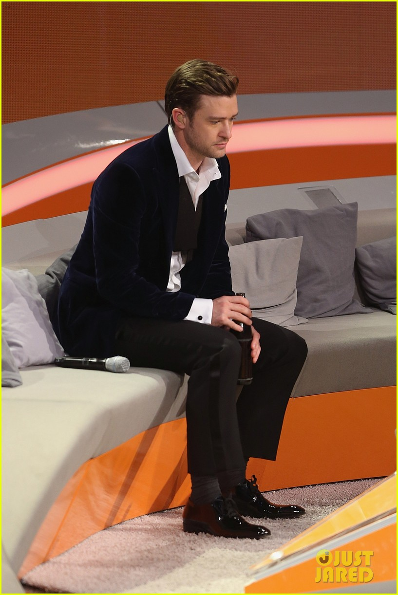 justin timberlake performs mirrors on wetten dass 122818685