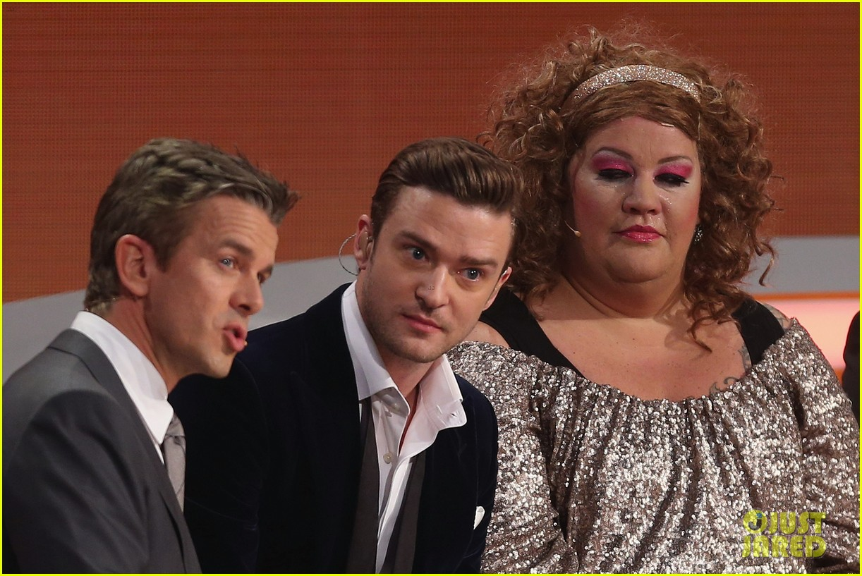 justin timberlake performs mirrors on wetten dass 172818690