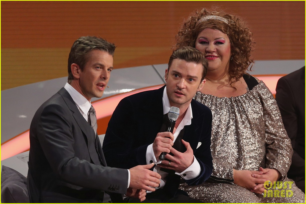 justin timberlake performs mirrors on wetten dass 182818691