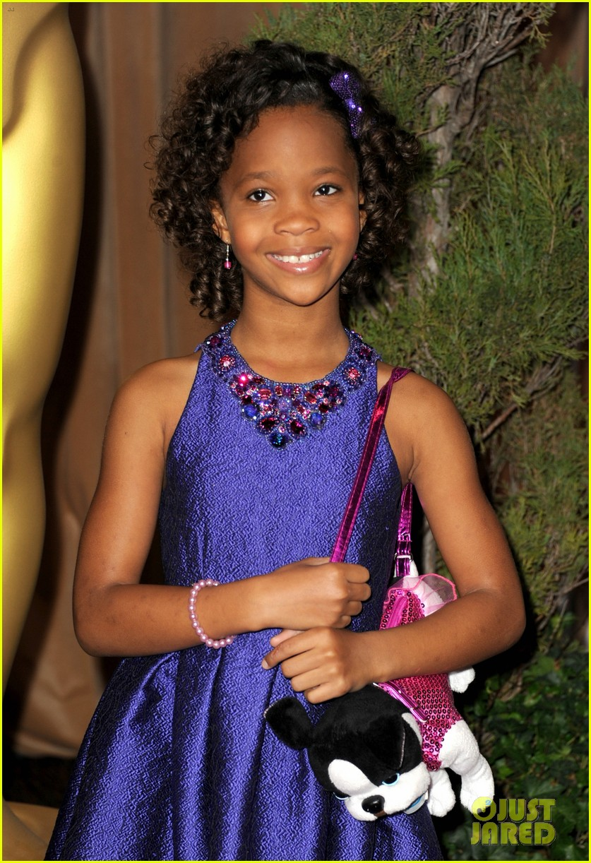 quvenzhane wallis oscar nominees luncheon 2013 03
