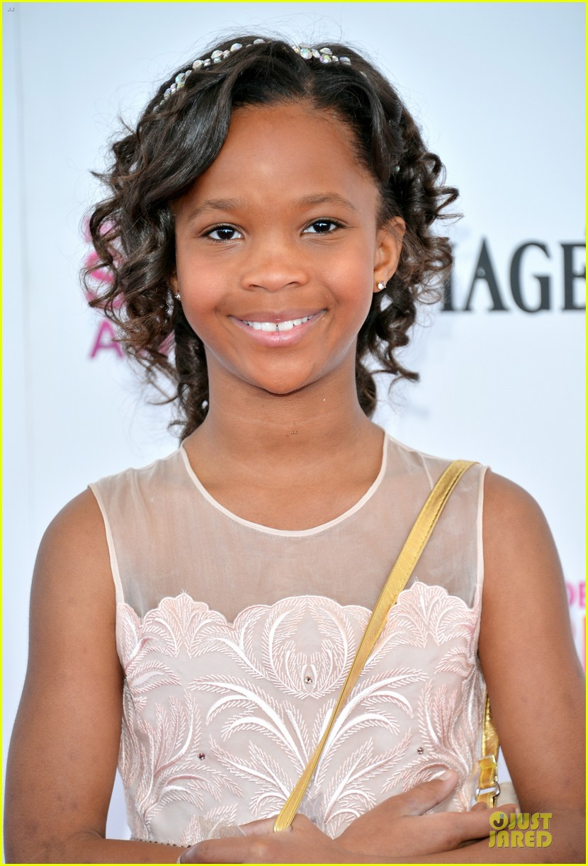 quvenzhane wallis independent spirit awards 2013 022817785