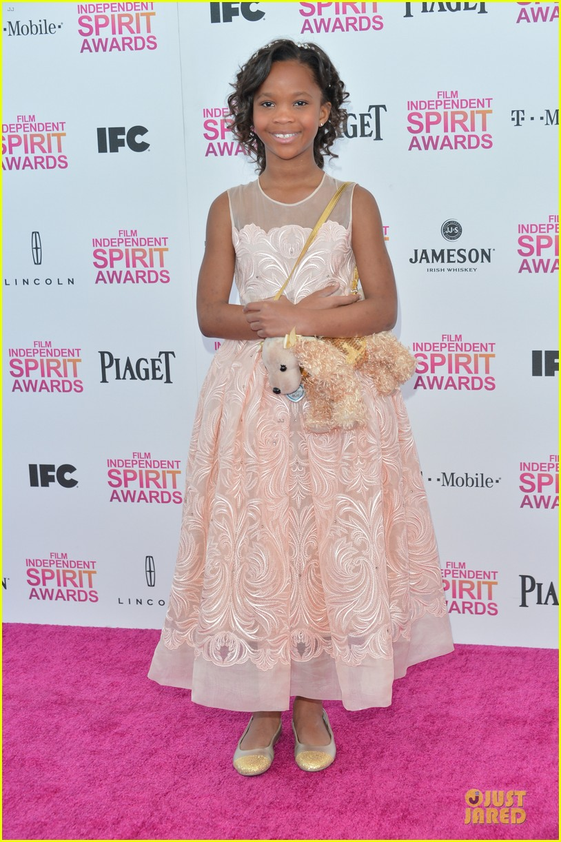 quvenzhane wallis independent spirit awards 2013 062817789