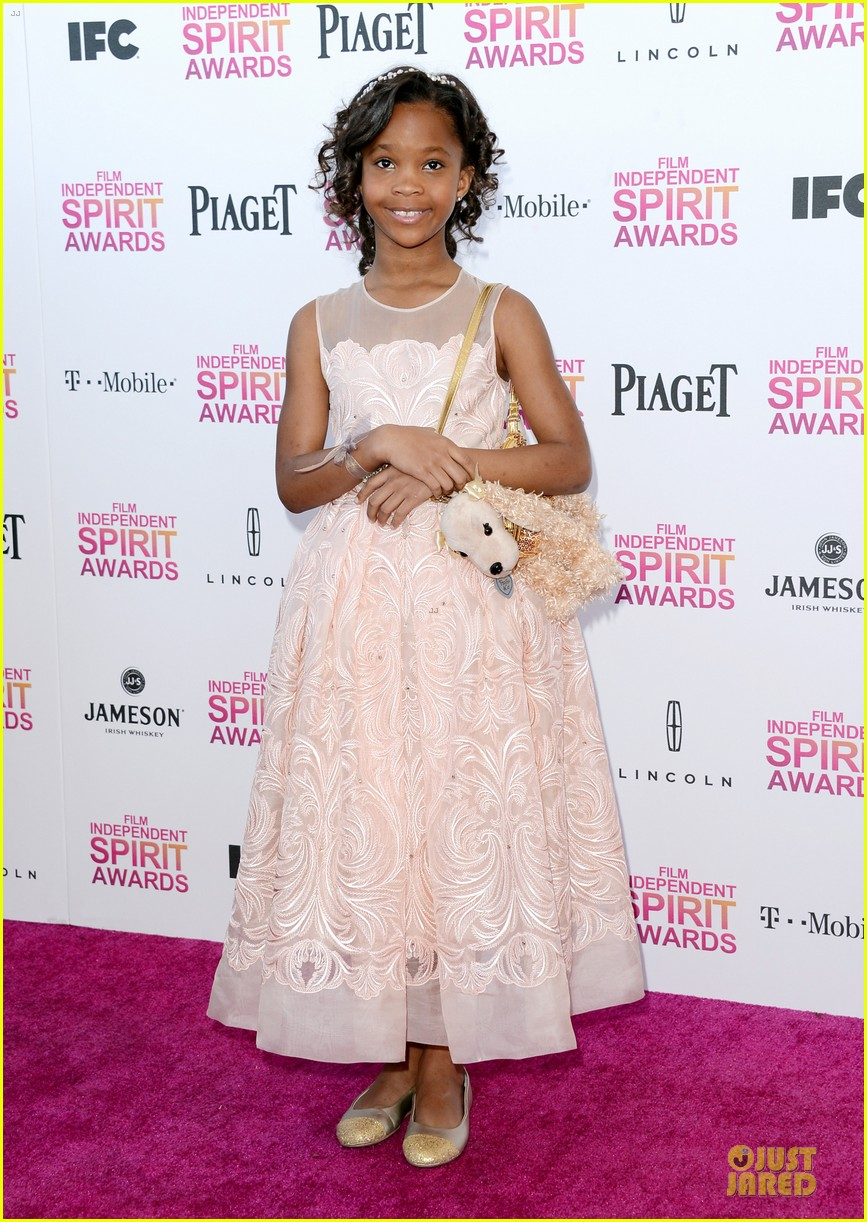 quvenzhane wallis independent spirit awards 2013 072817790