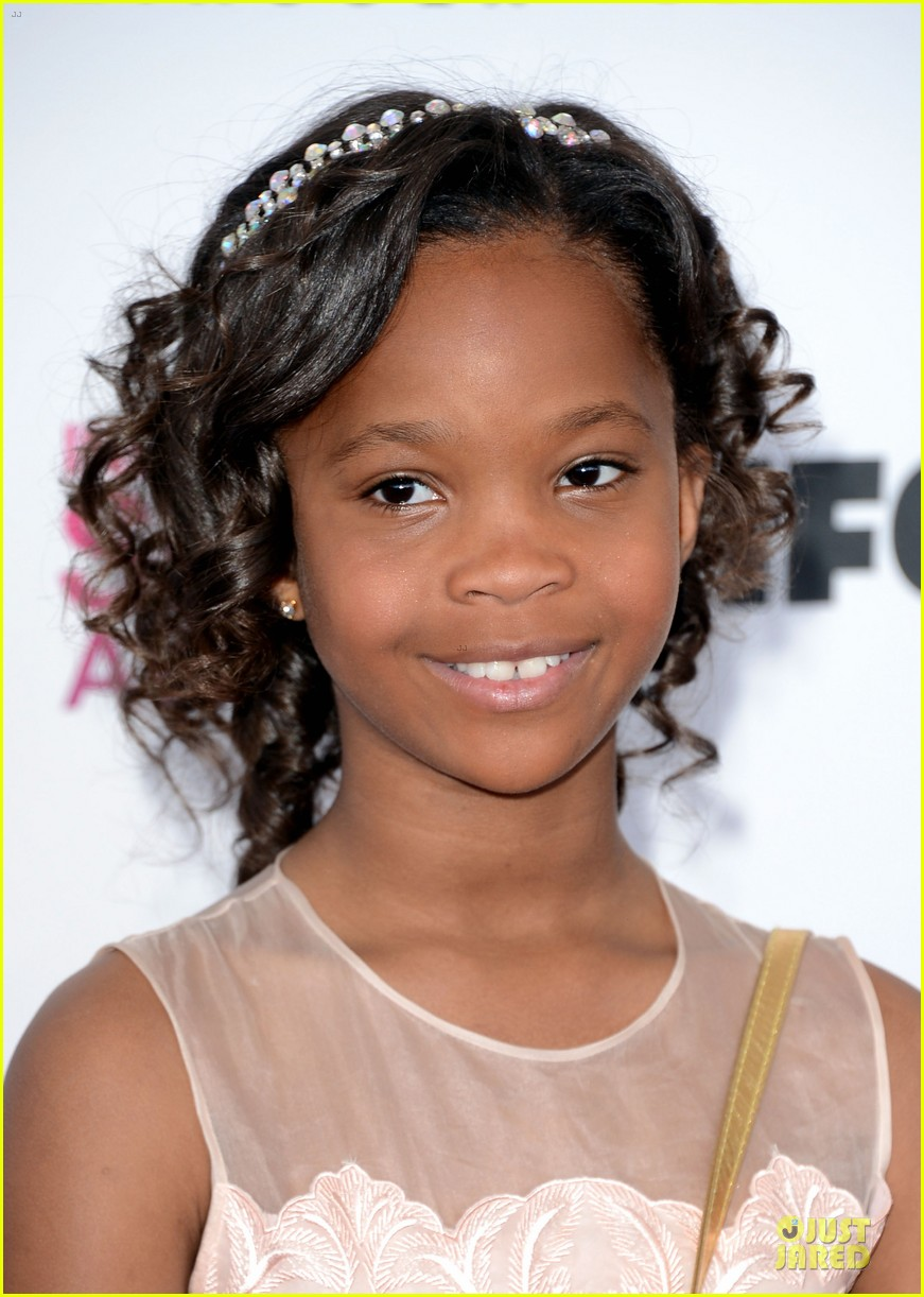 quvenzhane wallis independent spirit awards 2013 09