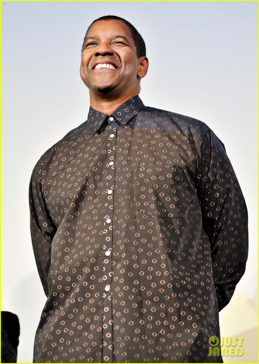 Denzel Washington: 'I Don't Want Movie Star Friends': Photo 2816909 ...
