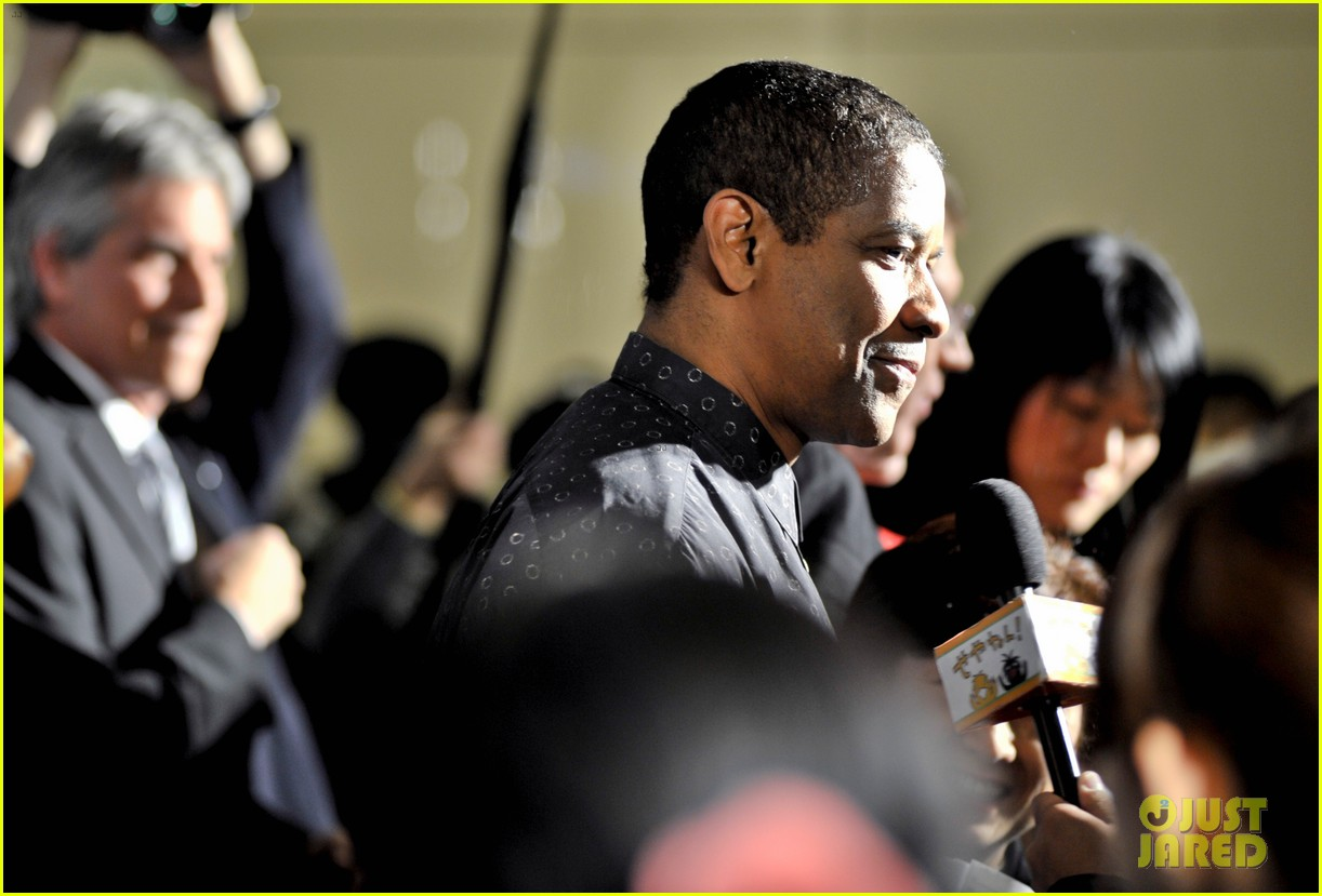 denzel washington i dont want movie star friends 09