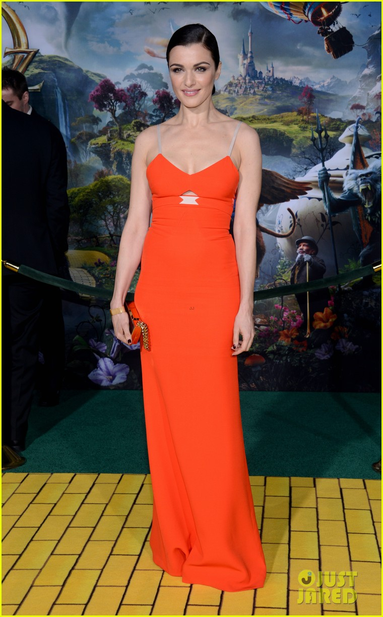 rachel weisz michelle williams oz the great powerful premiere 012811718