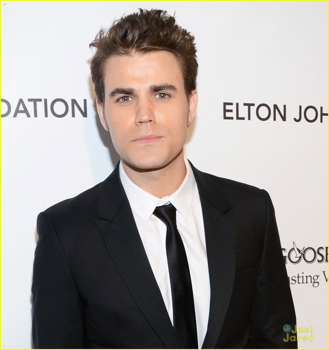 paul wesley ryan kwanten elton john oscars party 2013 082819397