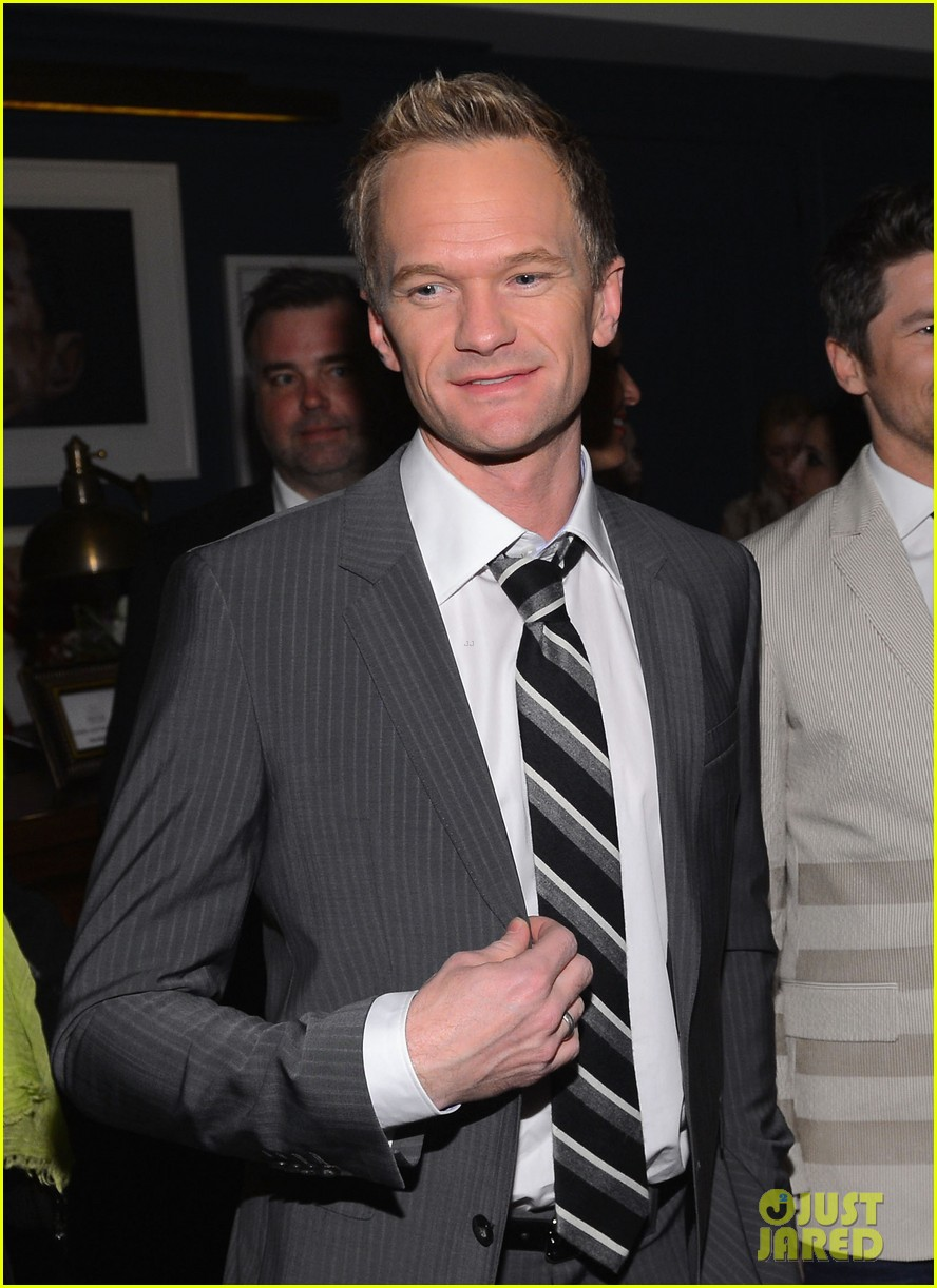 ed westwick neil patrick harris tommy hilfiger store opening 032811974