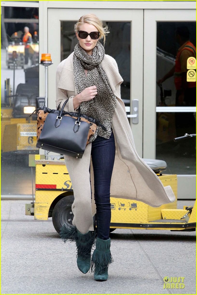 rosie huntington whiteley la london style are different 012815388