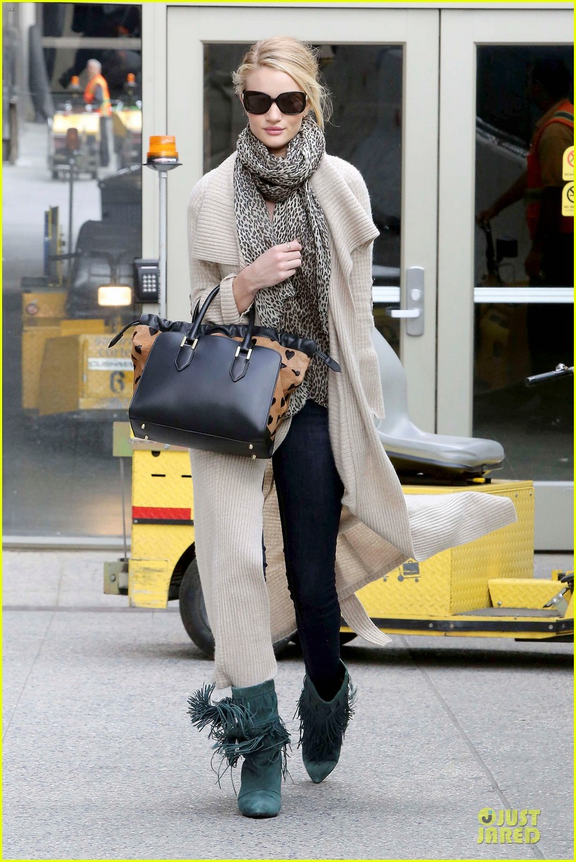 rosie huntington whiteley la london style are different 082815395