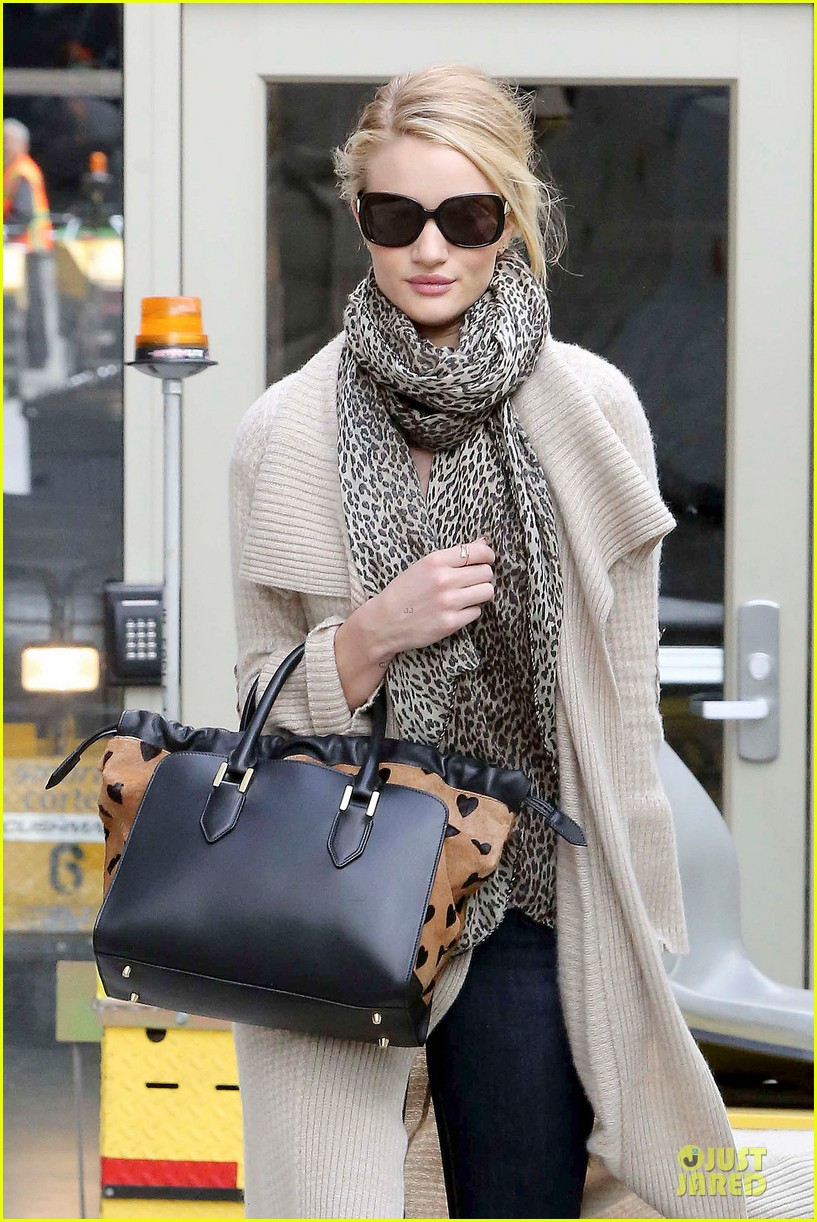 rosie huntington whiteley la london style are different 092815396