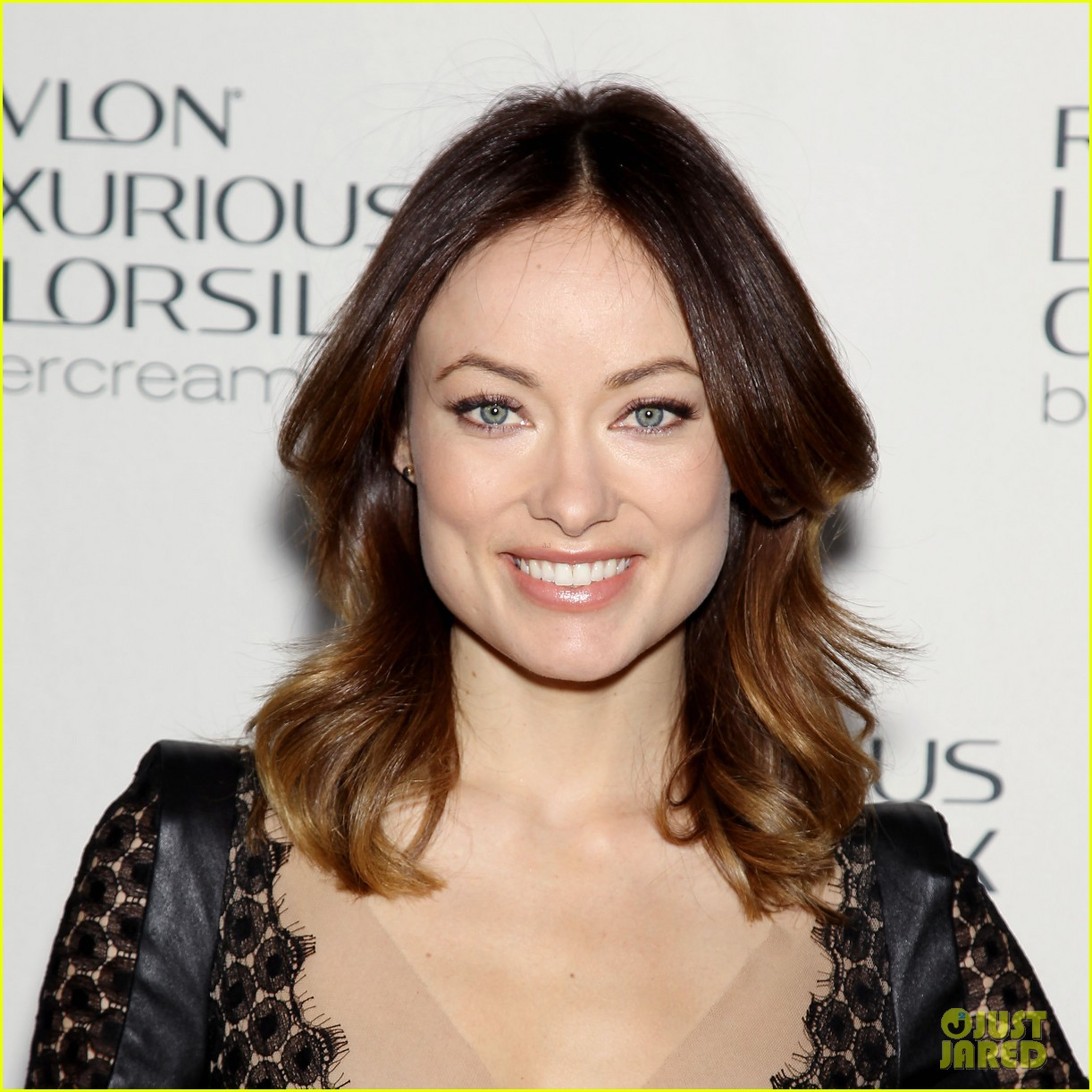 olivia wilde revlon colorsilk buttercreme launch 072806393