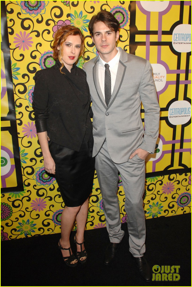 rumer willis new normal cast family equality event 012810070