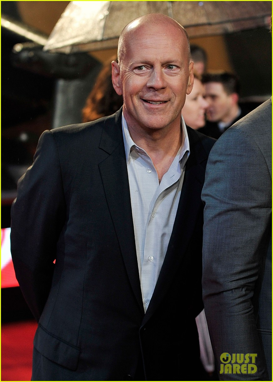 bruce willis jai courtney die hard london premiere 022806728