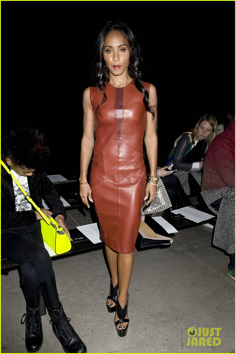 willow jada pinkett smith narciso rodriguez fashion show 032811369