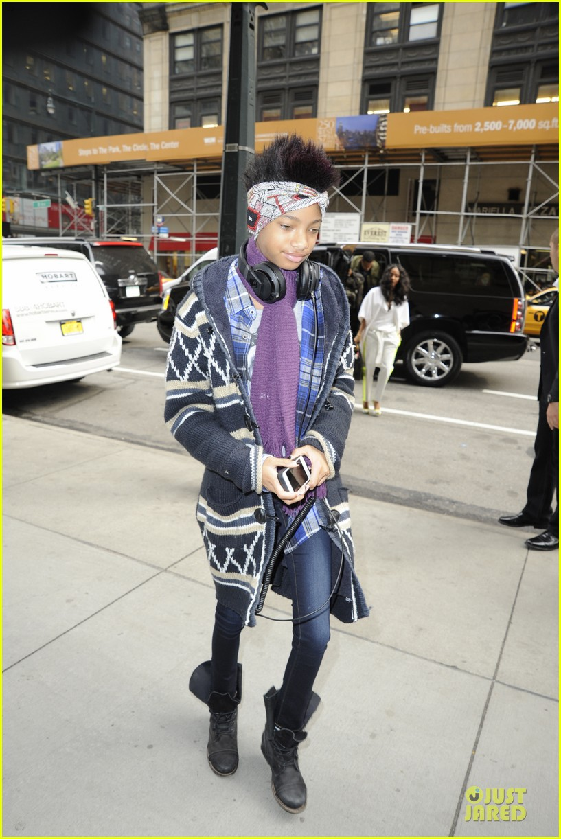 willow jaden smith trump new york 01