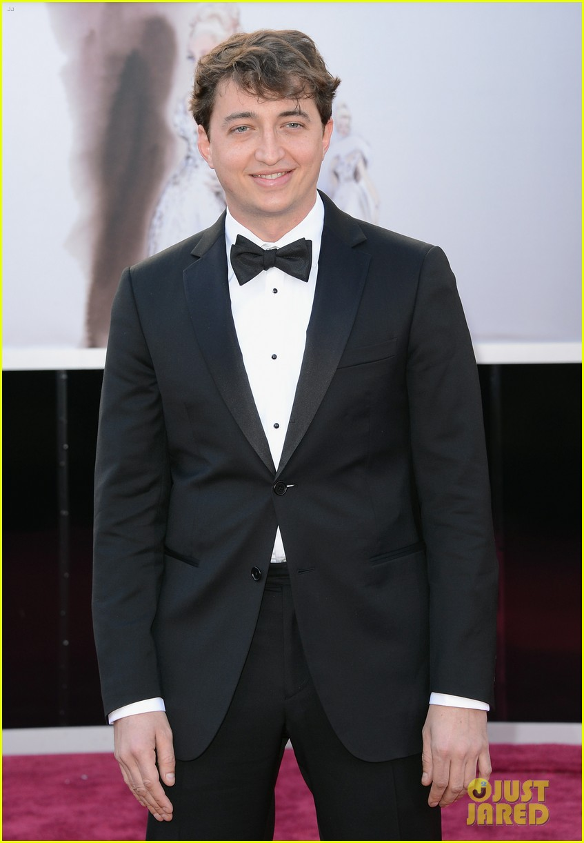 benh zeitlin dwight henry oscars 2013 red carpet 032818952