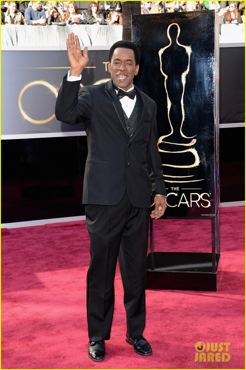 benh zeitlin dwight henry oscars 2013 red carpet 05