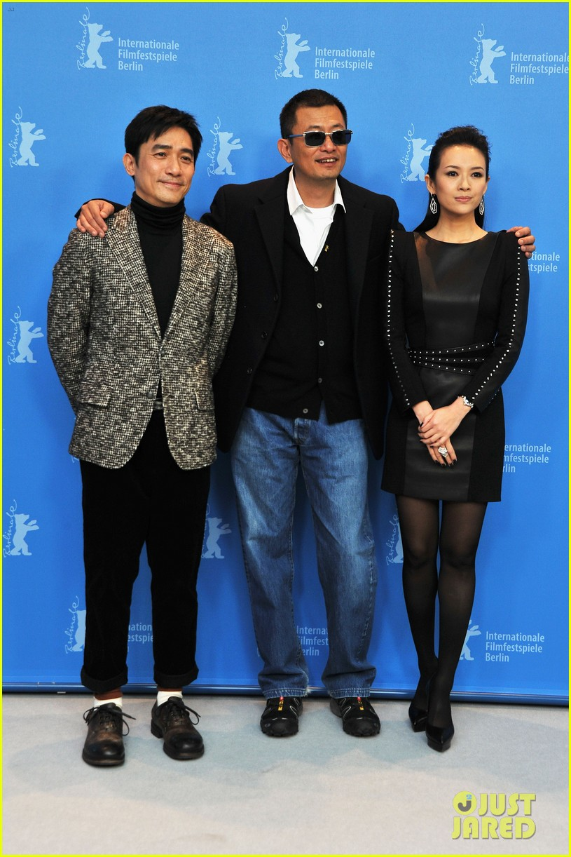 ziyi zhang grandmaster premiere photo call in berlin 092806801