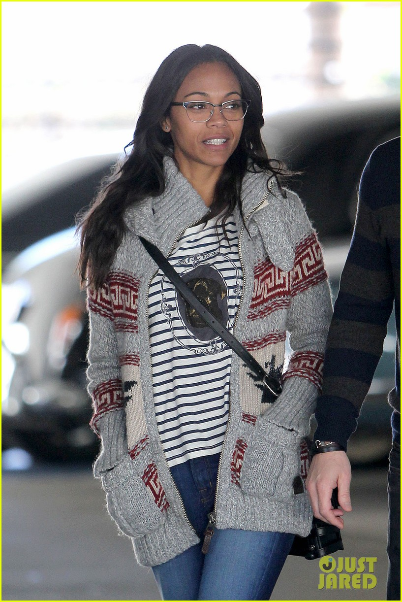 zoe saldana beverly hills beauty 02