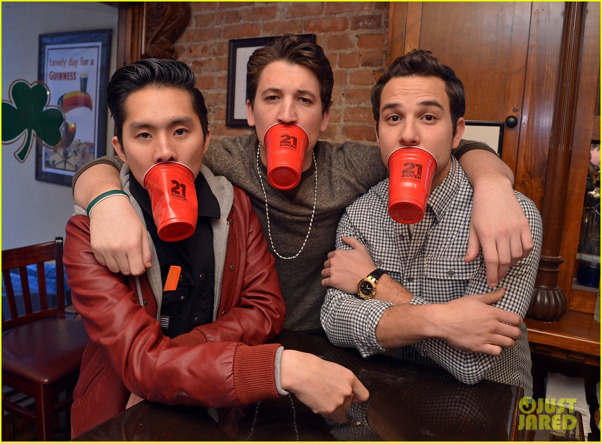 miles teller skylar astin justjared exclusive interview 062822992