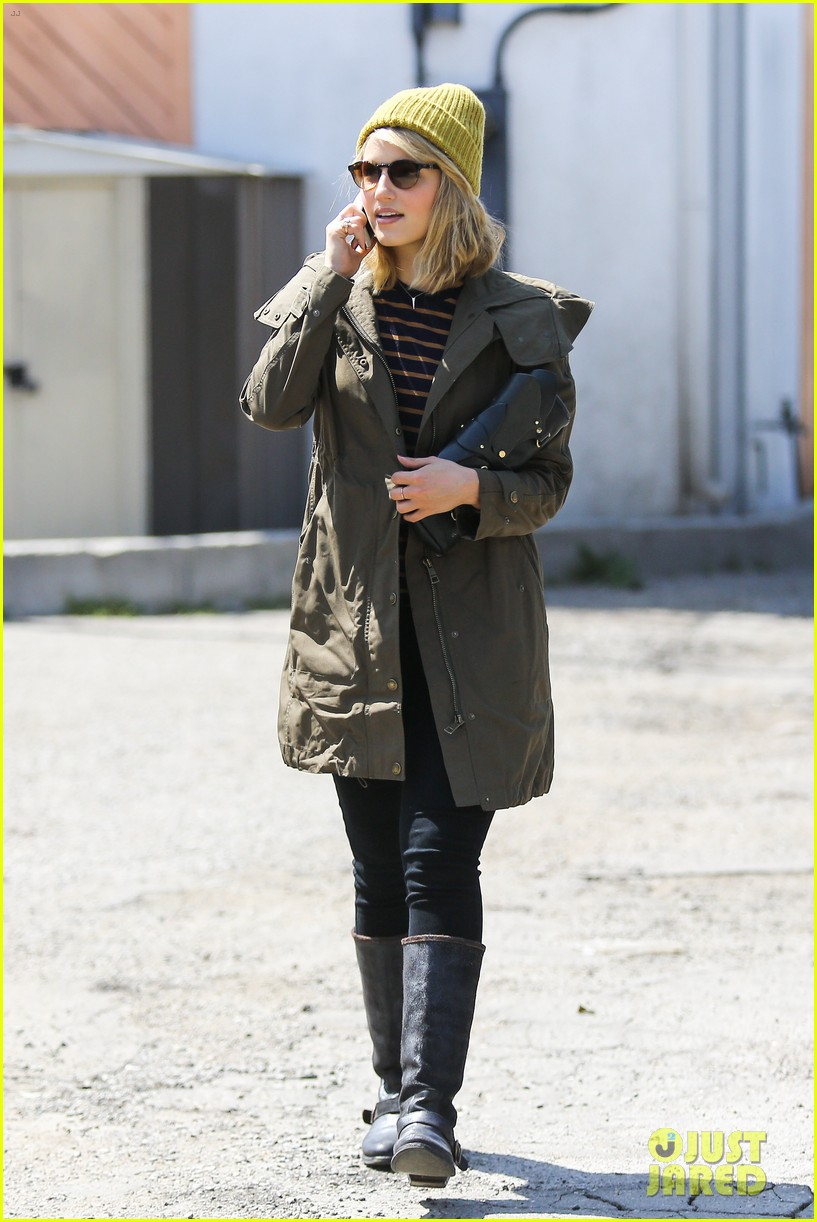 dianna agron heres to showing your love 07