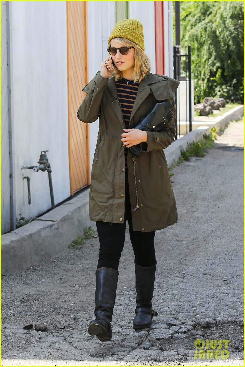 dianna agron heres to showing your love 14