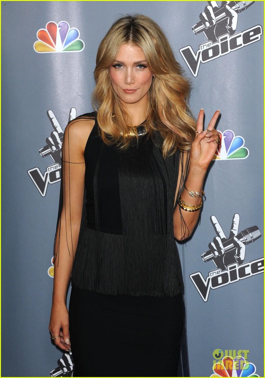 christina aguilera usher the voice season 4 screening 272834906